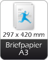 Briefpapier DIN A3